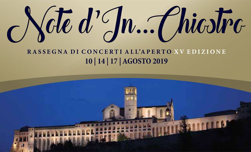 Note d'In…Chiostro 2019