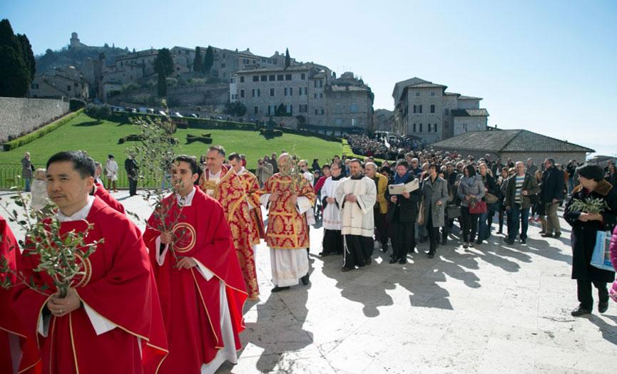 Vivi la Pasqua ad Assisi con la Cappella Musicale