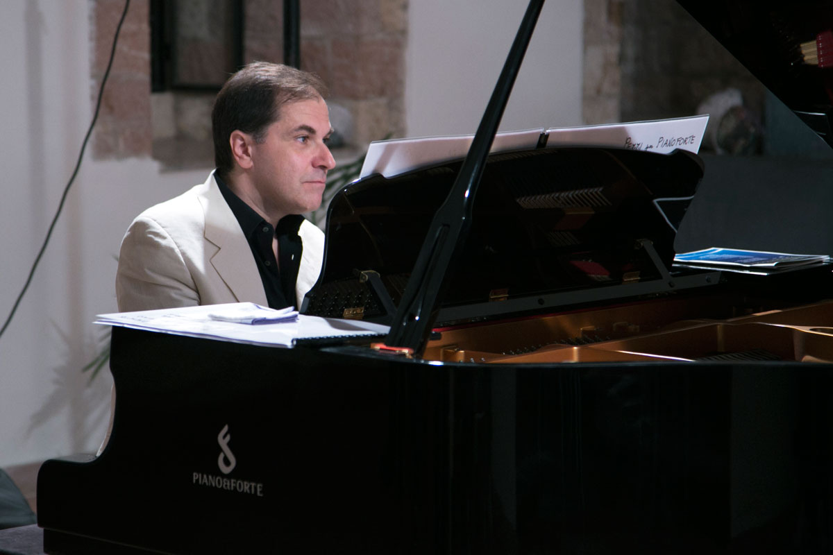 Note d'in…Chiostro 2018 – Marco Scolastra