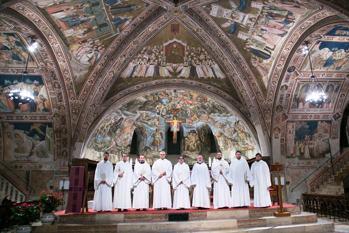 Sacre Passionis Concentus 2018 – Schola Gregoriana Assisiensis