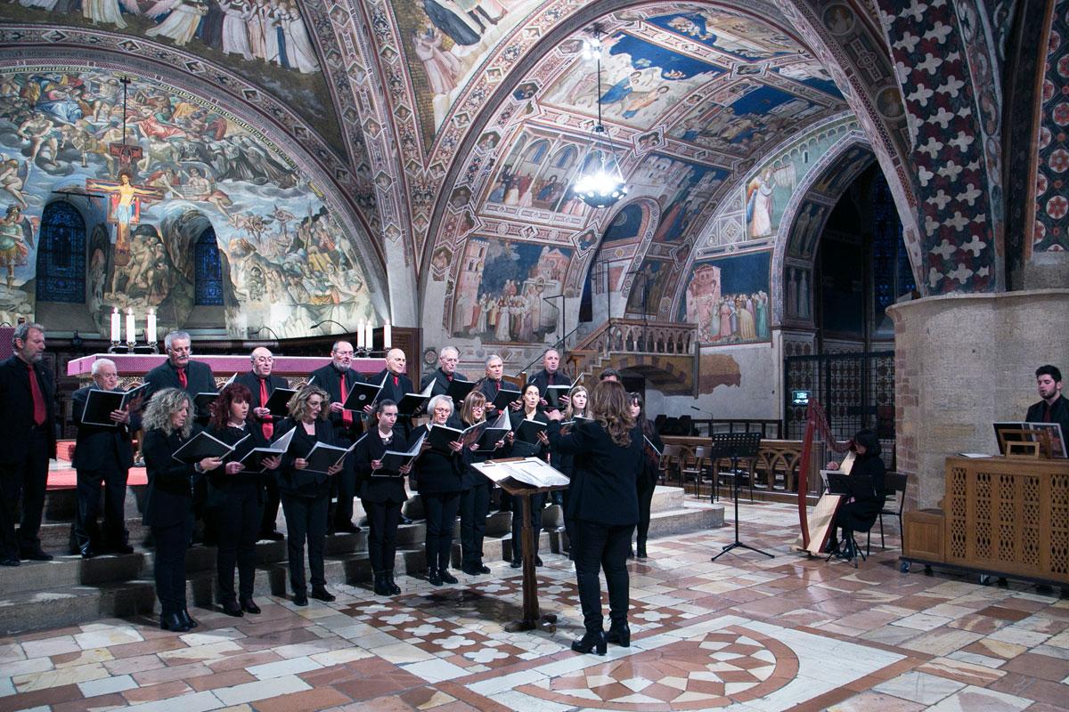 Sacre Passionis Concentus 2018 – Concentus Vocalis
