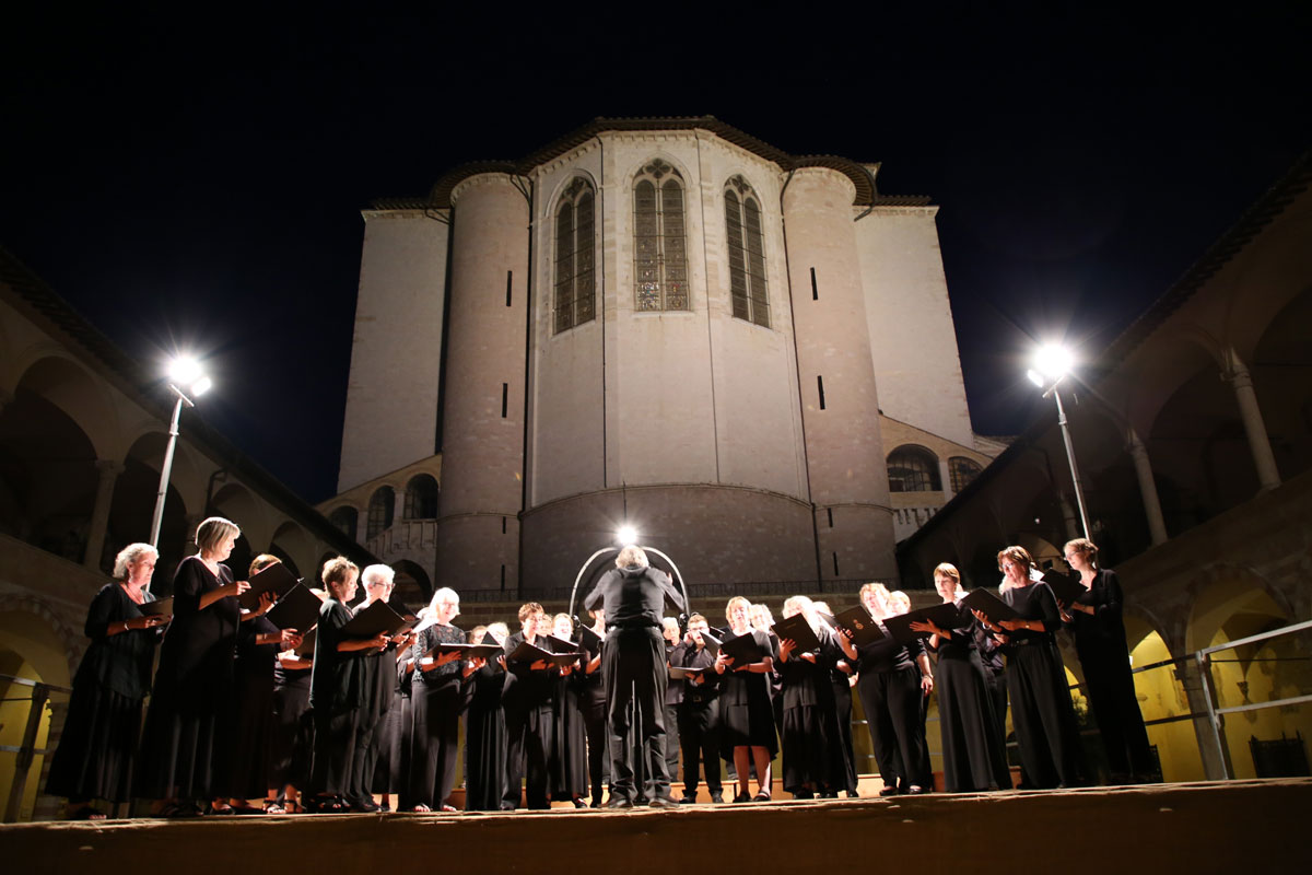 Note d'in…chiostro 2019 – RBS Europa Choir