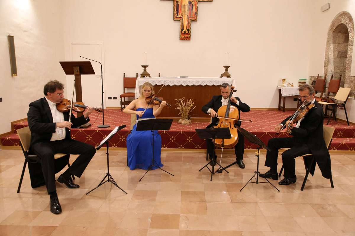Note d'in…chiostro 2019 – Ensemble Vivaldi de I Solisti Veneti