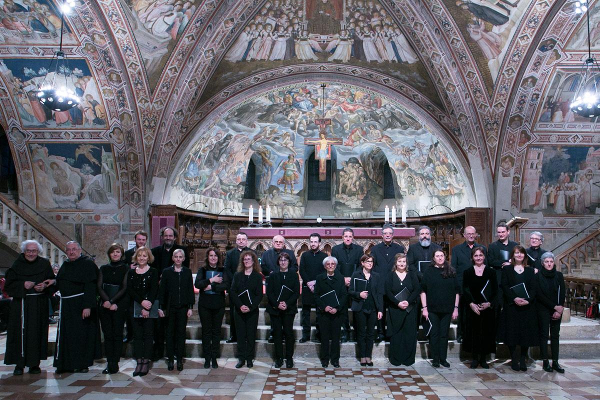 Sacrae Passionis Concentus 2019 – Coro San Bartolomeo di Brugherio