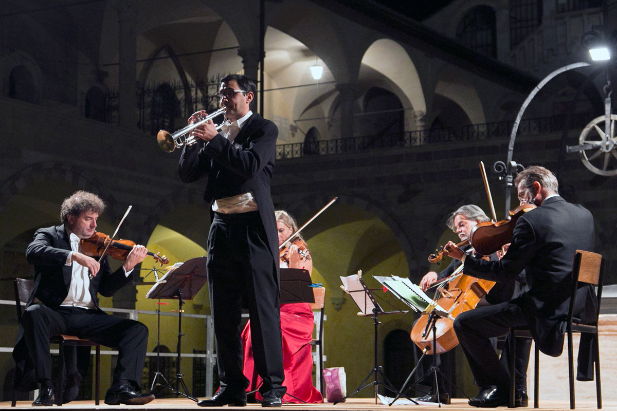 Note d'In…chiostro 2017 – Ensemble Vivaldi de I Solisti Veneti