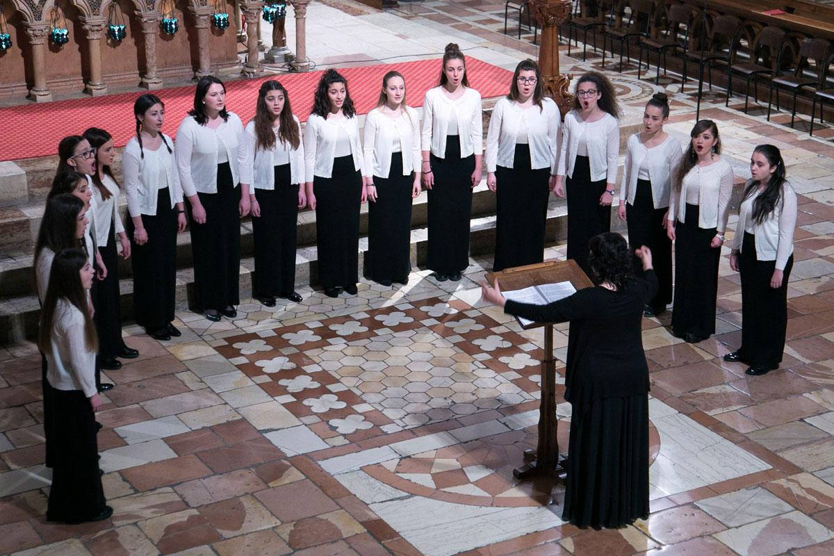 Sacrae Passionis Concentus 2017 – Coro Aurora Bastia Umbra