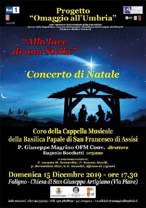 Concerto di Natale a Foligno
