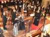 Concerto di Natale con le musiche di Vivaldi e frate Alessandro Brustenghi; Italia, Umbria, Perugia, Assisi, Basilica di San Francesco in Assisi, Chiesa inferiore; 2013.12.28
