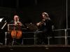 Concerto; Note d'in...chiostro; Rassegna di concerti all'aperto XI edizione; Italia, Umbria, Perugia, Assisi, Sacro Convento, Chiosto di Sisto IV; 2015.08.18