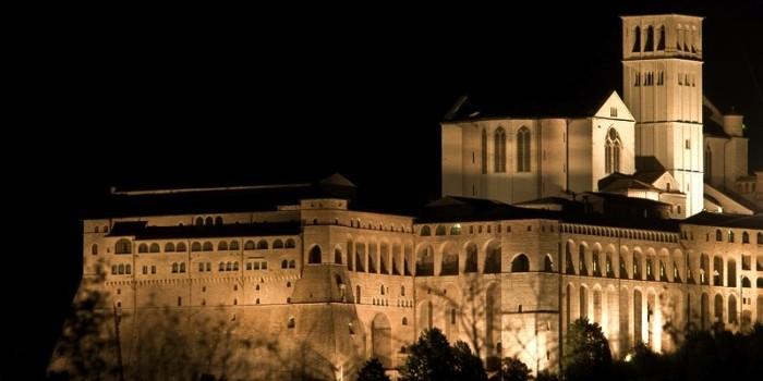 Sacro Convento di notte_700
