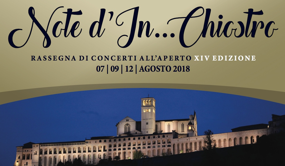 Note d'In…Chiostro 2018