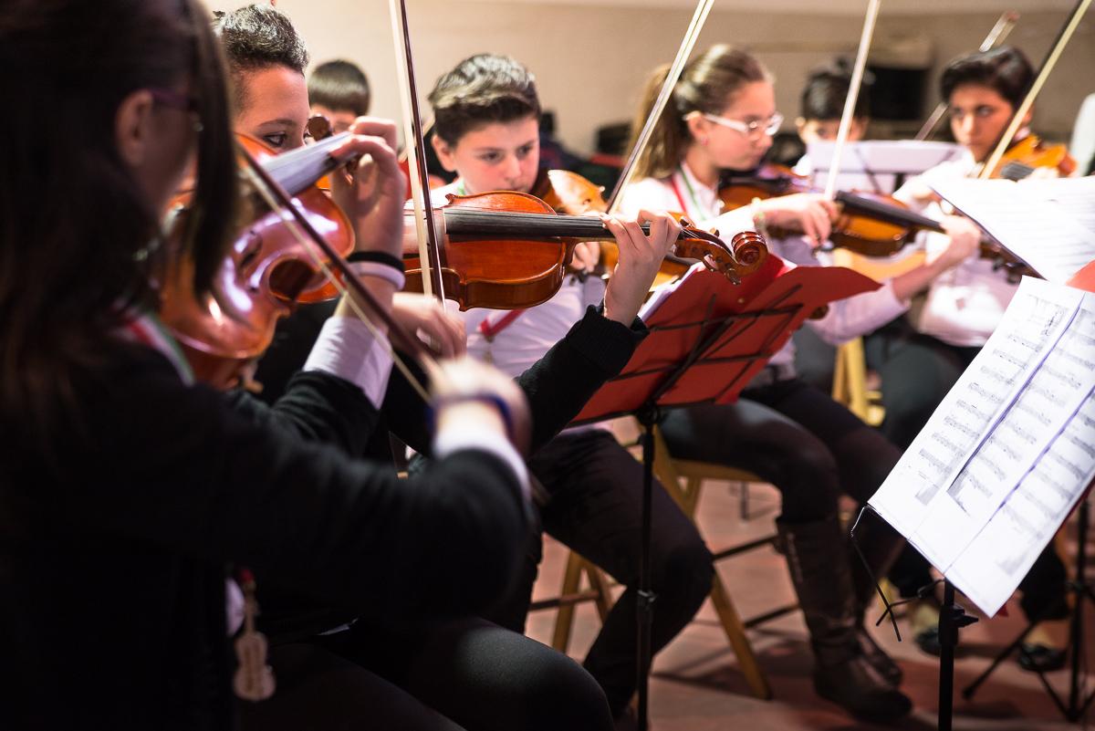 """Da Catania l'orchestra giovanile """"Falcone e Borsellino"""" per In Cammino verso Assisi Pax Mundi"""