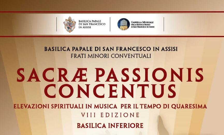 Sacræ passionis concentus 2019