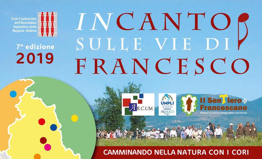 Ultimo appuntamento con InCanto sulle vie di Francesco