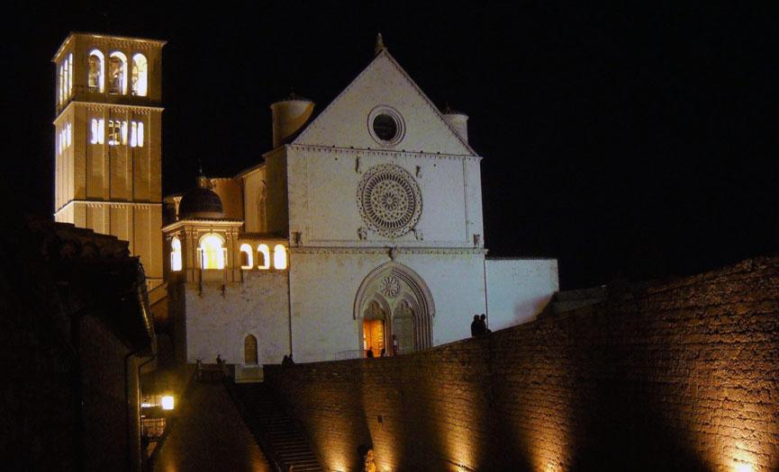 Grande concerto ad Assisi