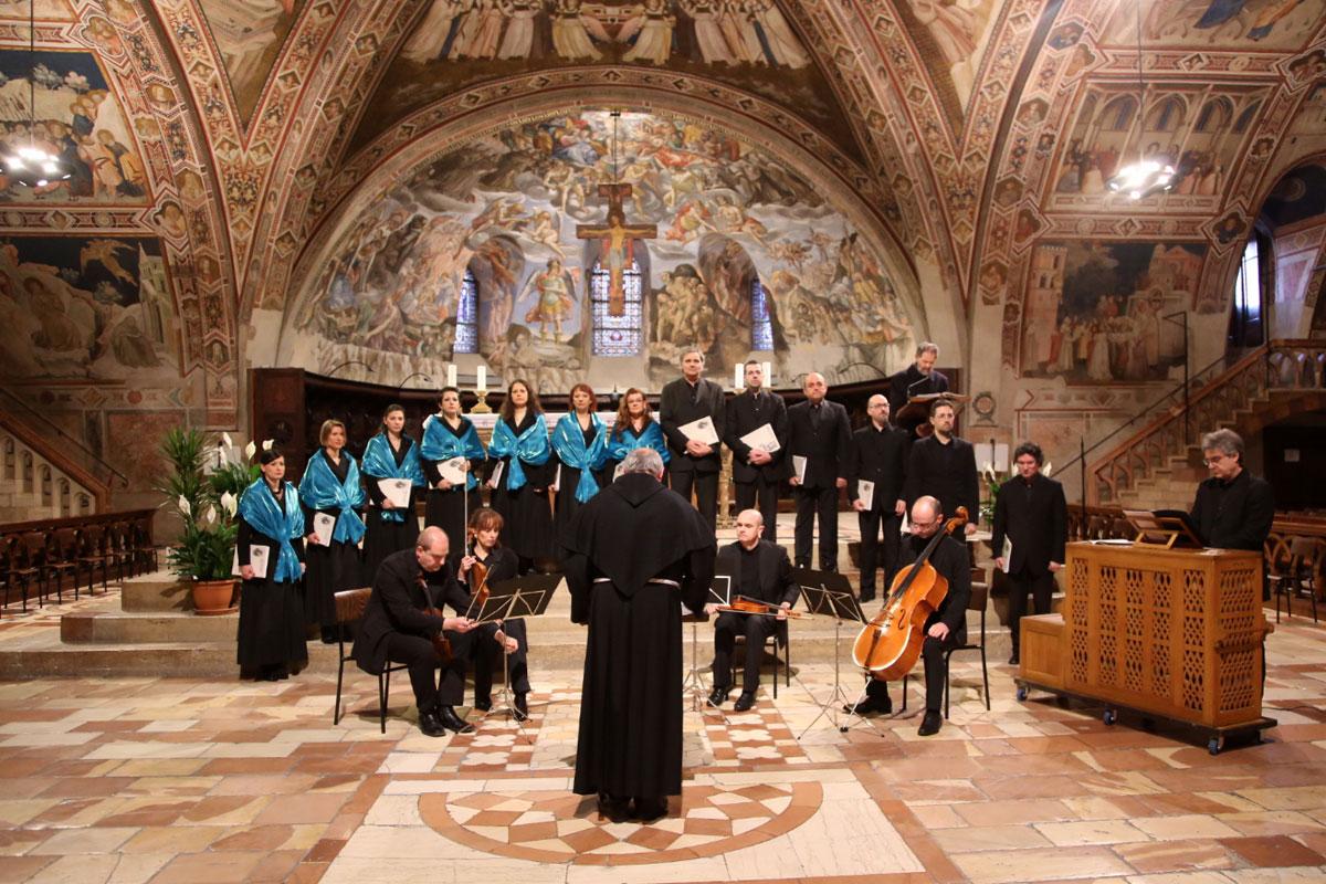 Sacrae Passionis Concentus 2015