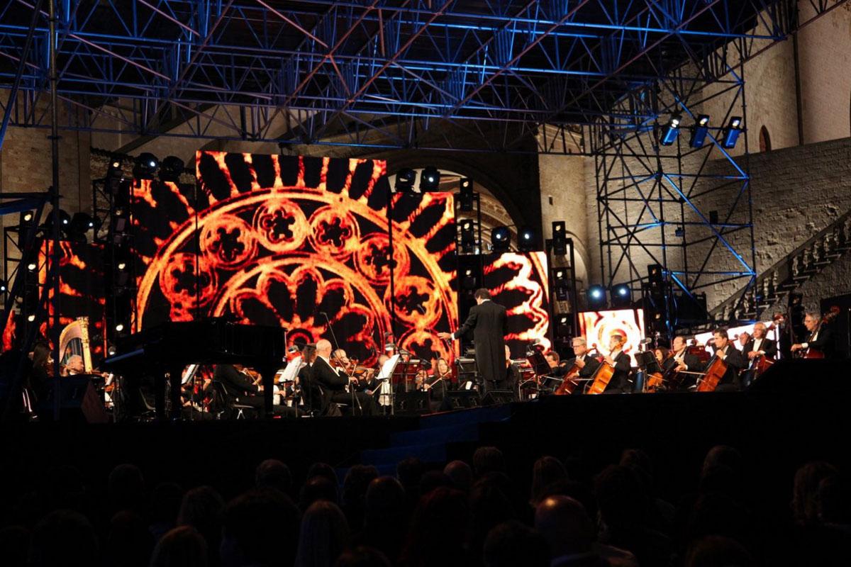 Amore e Perdono – concerto RAI 1 2012