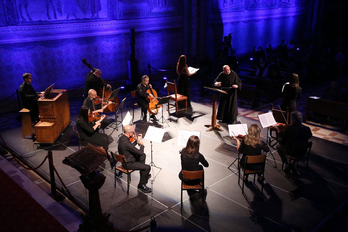 Concerto Cortile di Francesco 2020